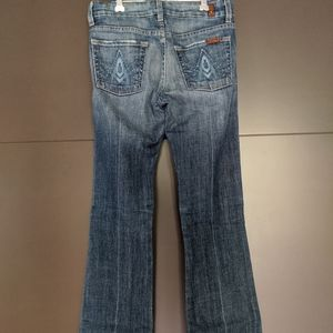 7 For All Mankind, 'A' Pocket jeans